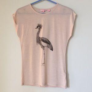 Ted Baker 'UNWORN' women's dressy light T-shirt